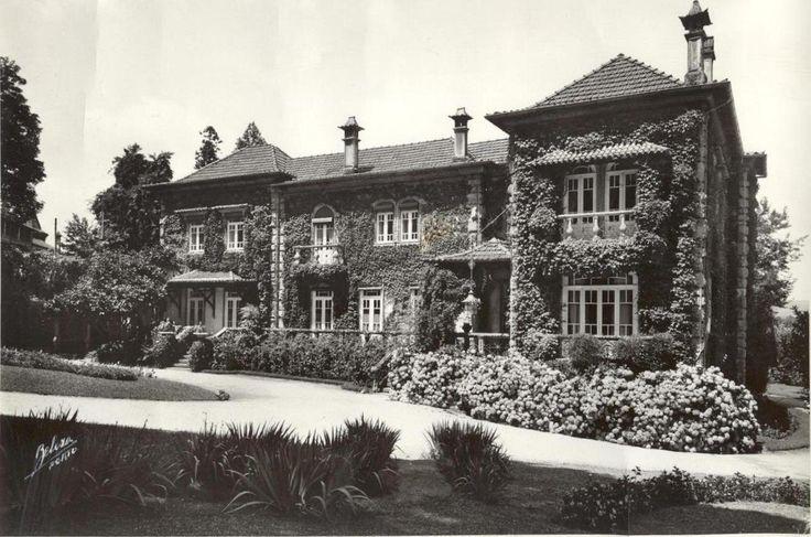 Casa Residencial da Quinta da Aveleda, construída sobre a antiga que tem data de 1671