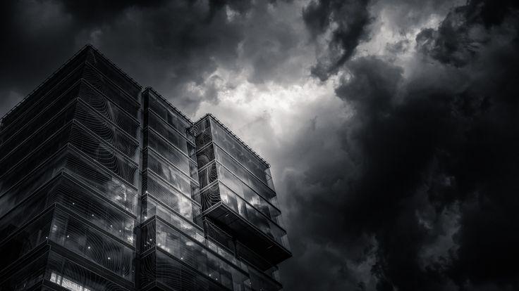 IBM Building, Sandton | Fine Art Architectural Photography | Danie Bester