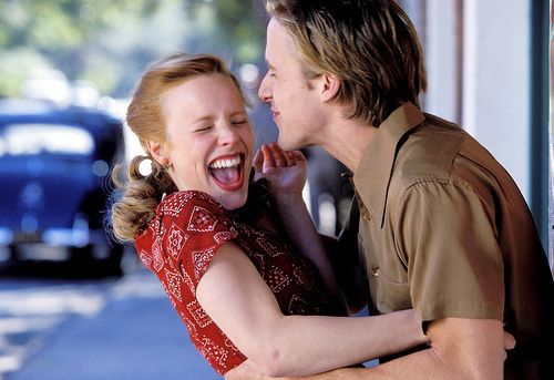 Noah/Allie in The Notebook!