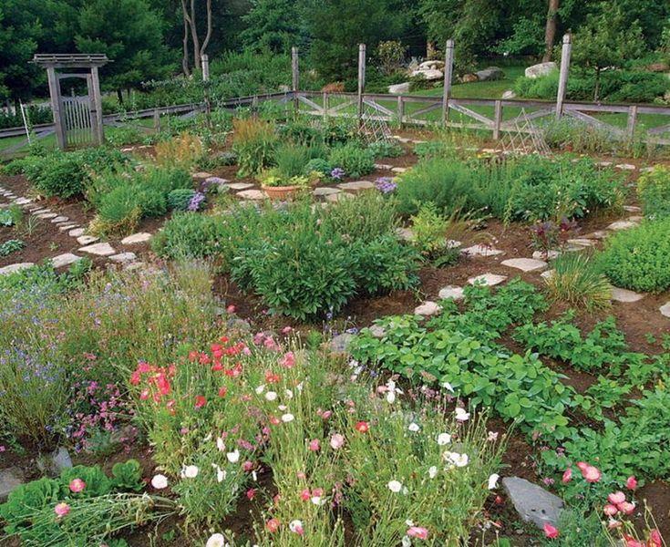 Homestead Farm Garden Layout und Design für Ihr Zuhause 11