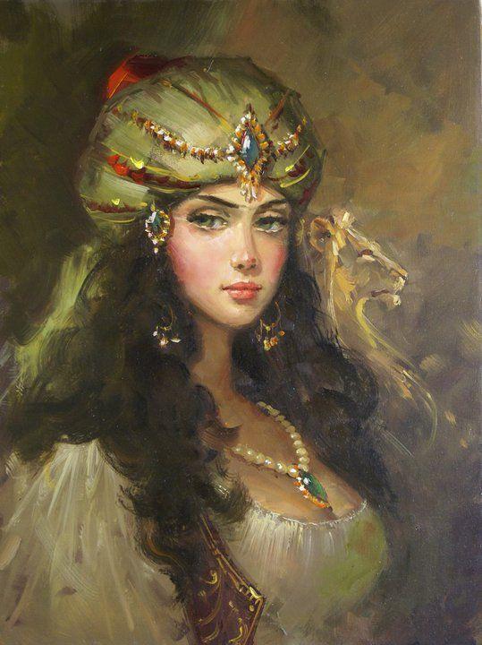Gypsy Purple: Creative Find: Remzi Taskiran