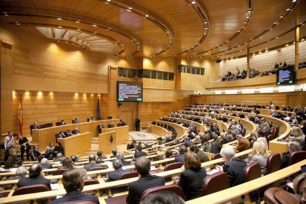 10:00 Senado: Pleno para la aplicación del 155