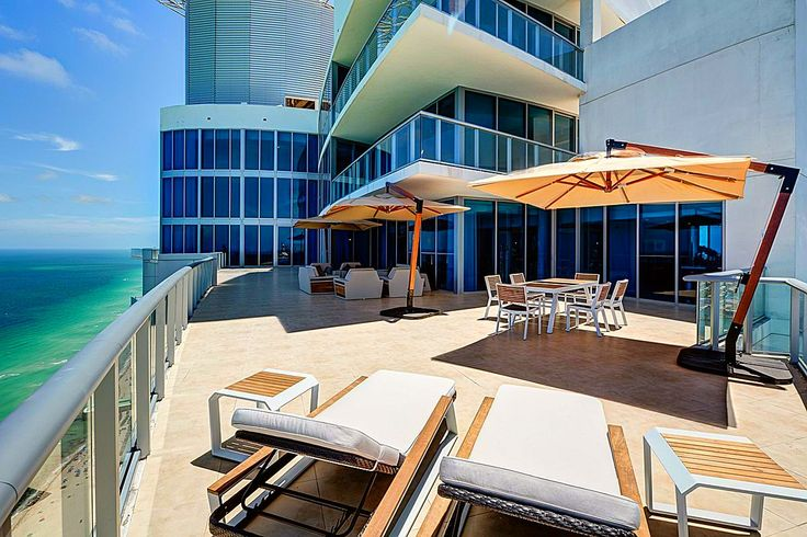 Jade beach residence miami higold outdoor furniture for Outdoor furniture miami
