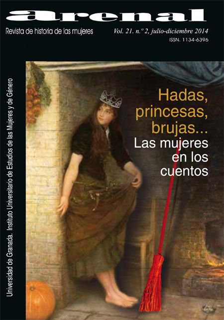 Arenal : revista de historia de mujeres