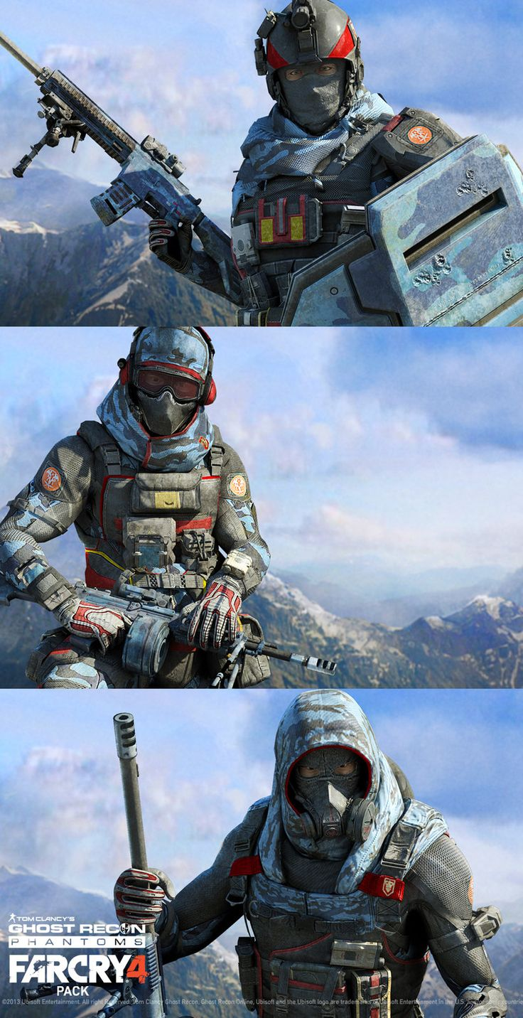 116 best Ghost recon images on Pinterest