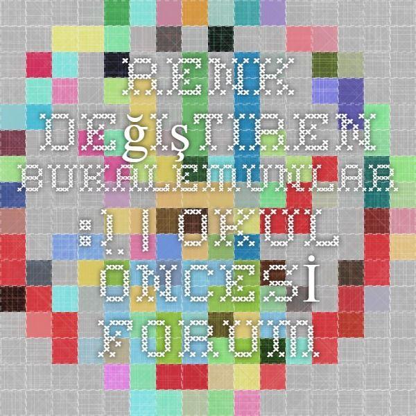 Renk değiştiren bukalemunlar :) | OKUL ÖNCESİ FORUM