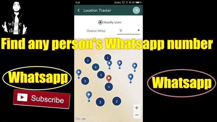 Find anyone's WhatApp  number(किसी का भी WhatApp नंबर खोजे )