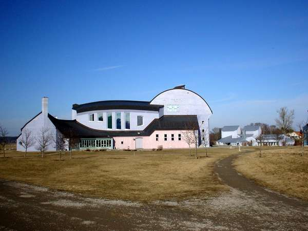 Steiner Community and School in Järna, Sweden