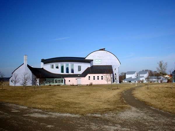 Steiner Community and School in Järna, Sweden