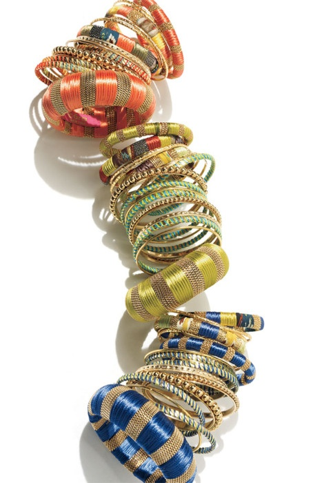 Summer Stacking by Cara Nordstrom's