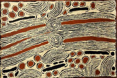 Aboriginal art by Ningurra Naparrula Gibson 120x180cm