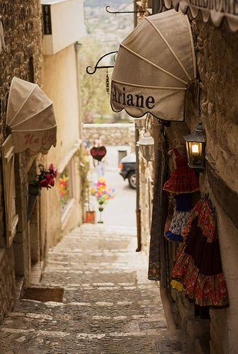Saint-Paul De Vence ~ Alpes-Maritimes ~ Provence-Alpes-Côte d'Azur ~ France