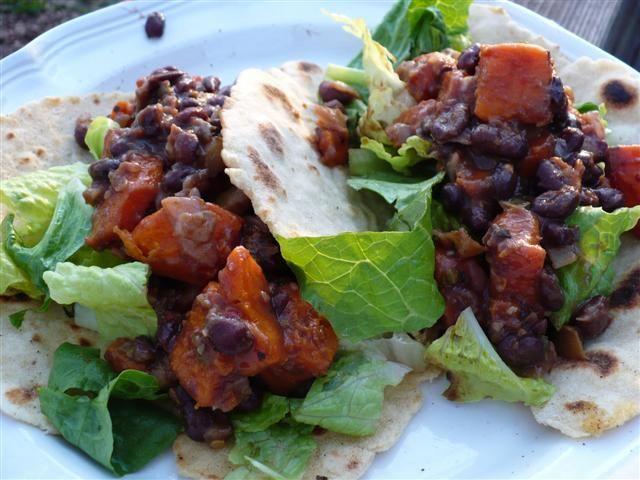 sweet potato tacos free black black bean tacos soft tacos gluten free ...
