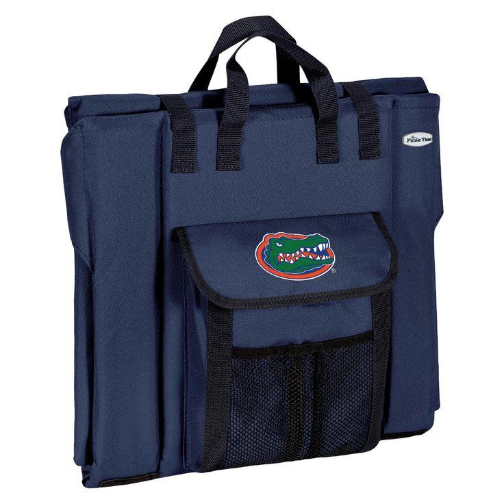 Portable Stadium Seats NCAA Florida Gators Navy