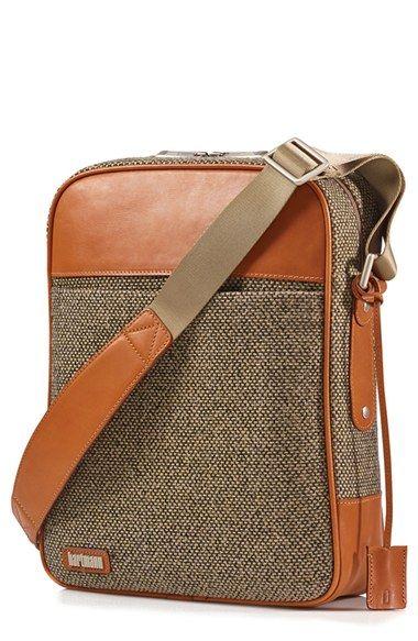 Hartmann 'Tweed Belting' Crossbody Bag available at #Nordstrom