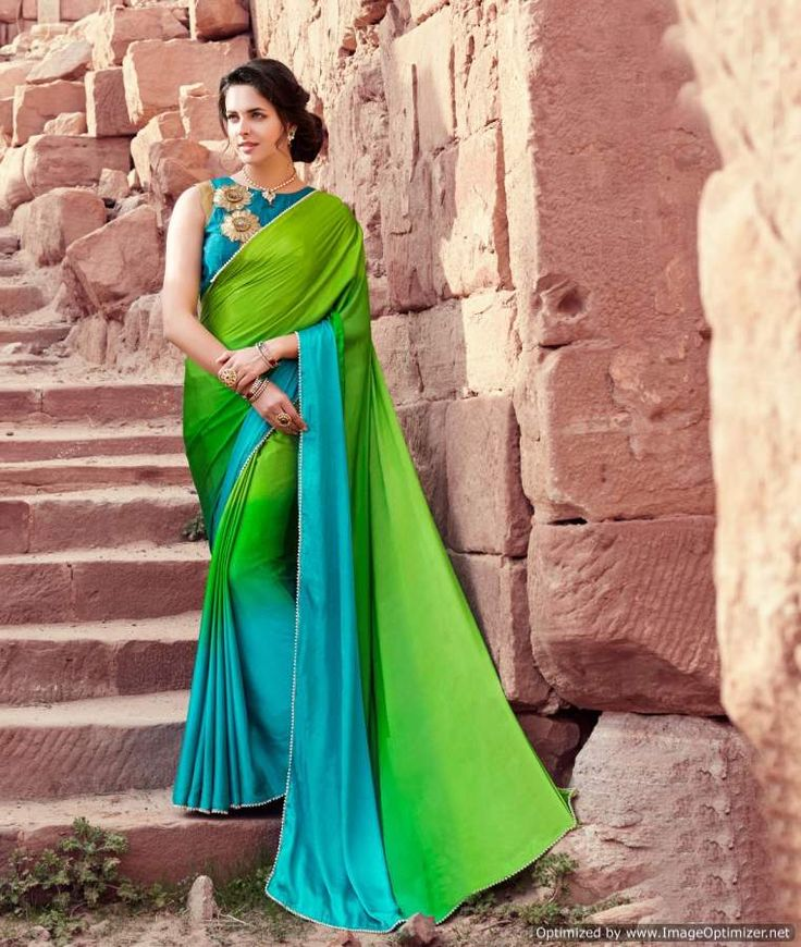 Paper silk saree With Embroidery Blouse super Hit collections (4 pc set)