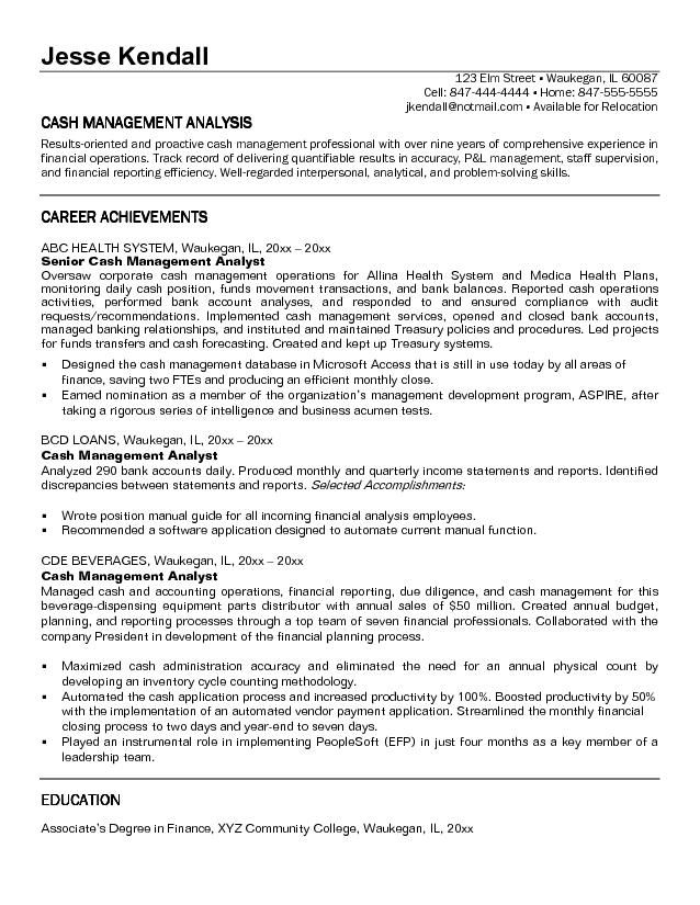 System Programmer Resume. write freelance style! - essortment ...
