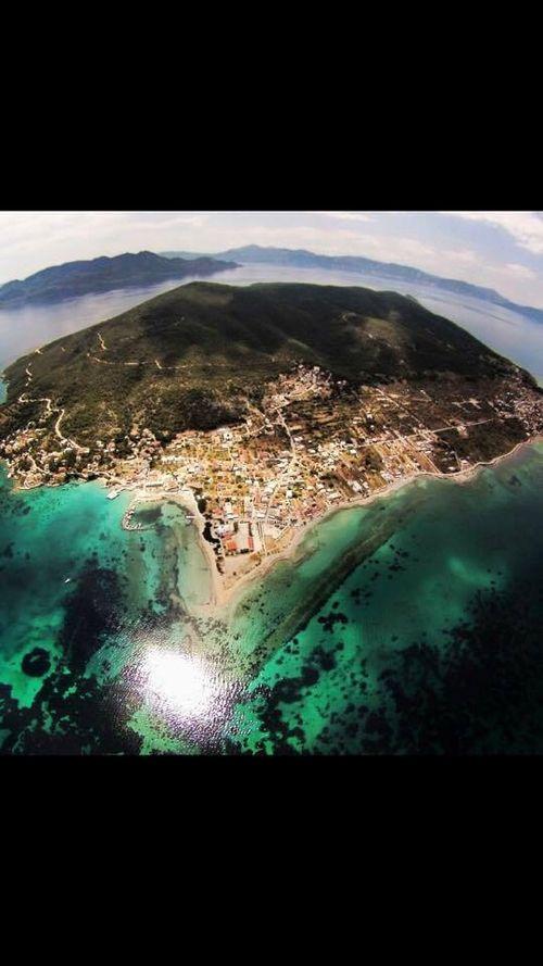 Agistri island ,Greece