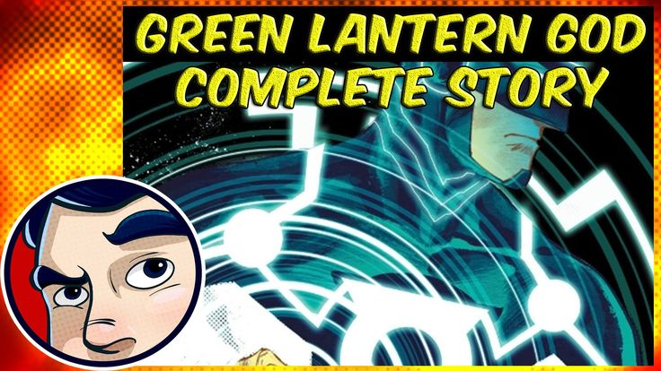 Green Lantern God of Light - Darkseid War Complete Story