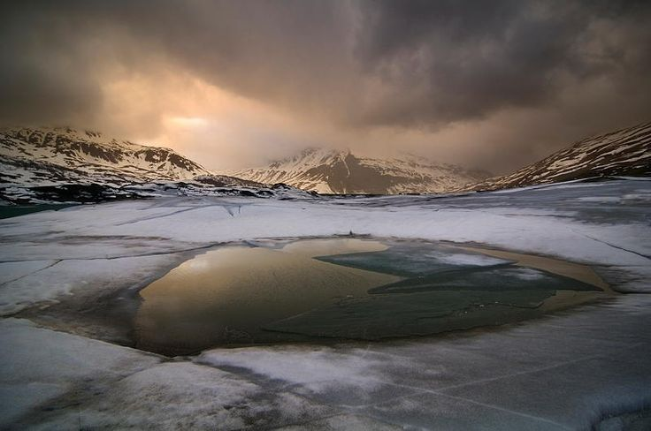 Frozen paradise by Marco Barone on 500px