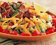 CPK BBQ Chicken Chopped Salad Recipe