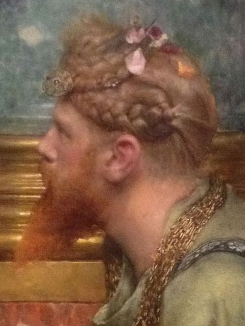 The Roses of Heliogabalus (full and others details) - Sir Lawrence Alma-Tadema