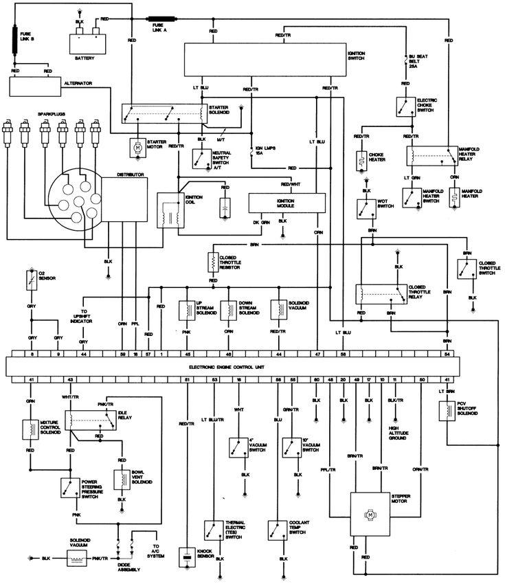 pics of cj 258 wiring