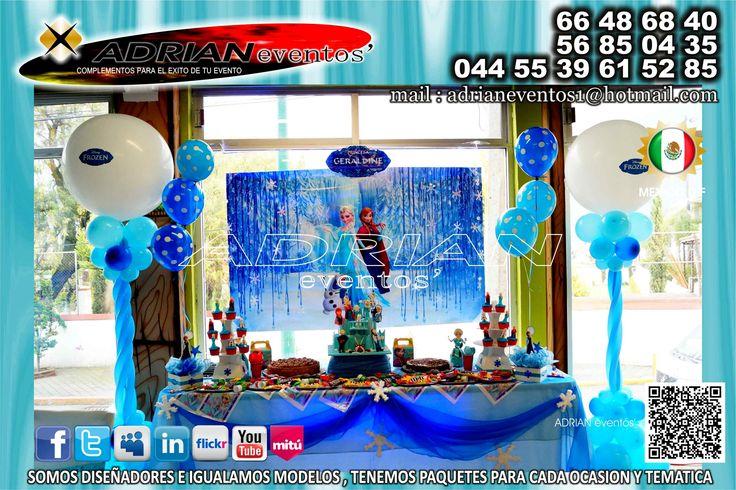 decoracion con globos para fiestas infantiles decoracion de frozen globos de frozen decoracion de fiestas infantiles decoracion con globos decou