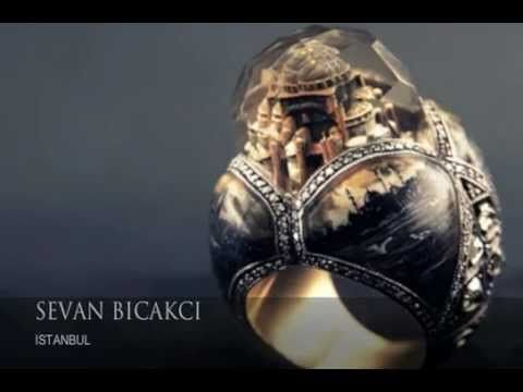 So much beauty!. SEVAN BIÇAKÇI - One of the most famous jewelry designer of the world. - YouTube