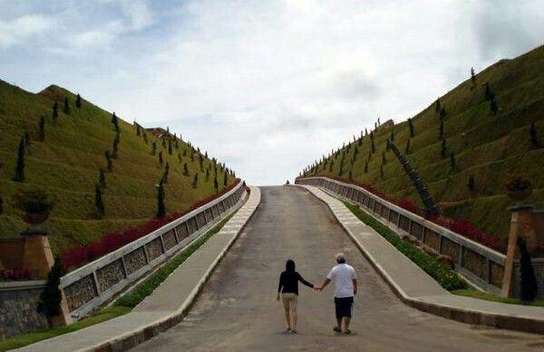 Taman simalem resort, Danau Toba