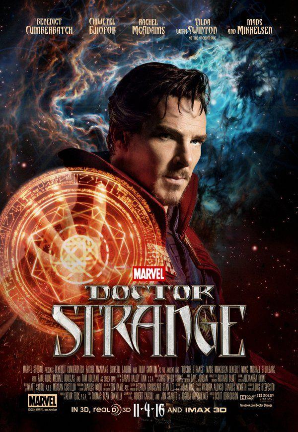 Watch [UltraHD4K] Doctor Strange 2016 Full. Movie. Online