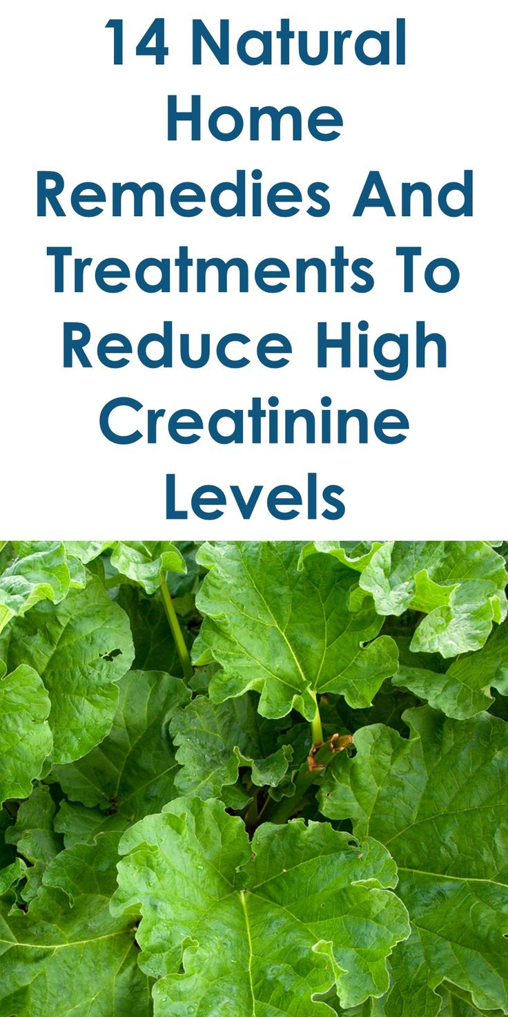 14 Quality Home Remedies To Reduce High Creatinine Levels