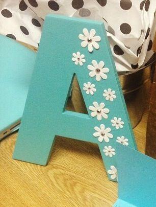 151 best letter designs images on pinterest decorated letters decorated letters spiritdancerdesigns Images
