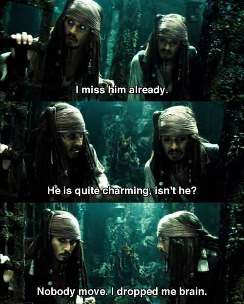 LOL - Pirates of the Caribbean