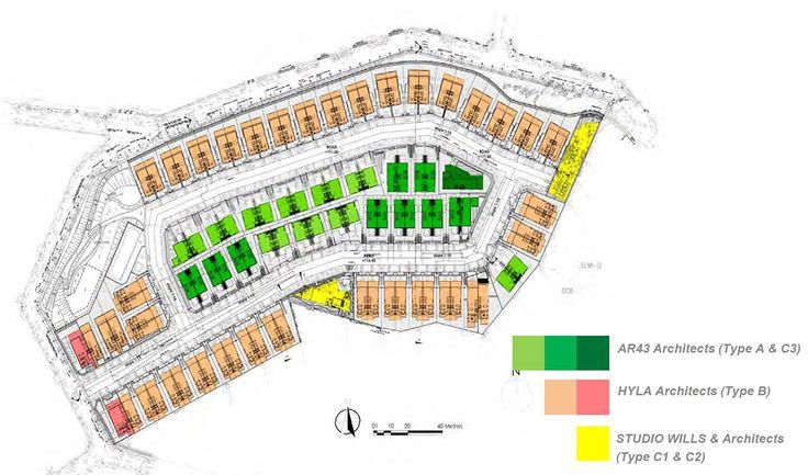 unit design at victoria park villas
