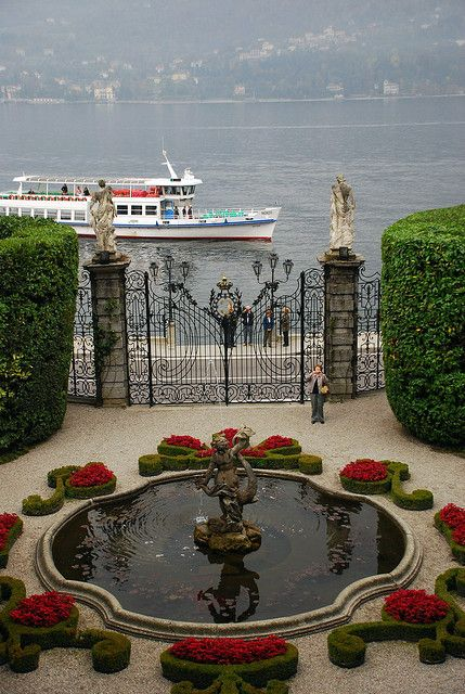 Villa Carlotta, Tremezzo, Lake Como , Italy