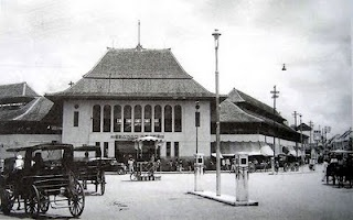 Pasar Gede, Solo (1935)