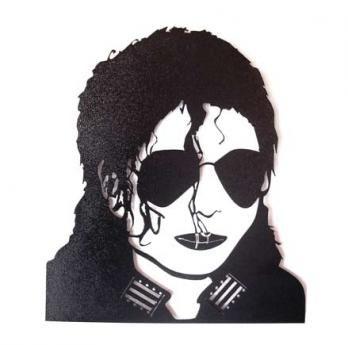 Michael Jackson 45 cm H x 35 cm W $65.000