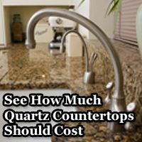 see how much quartz countertops should cost