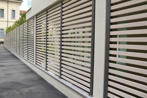 Oltre 25 fantastiche idee su recinzione da giardino su pinterest recinzioni da giardino - Barriere antirumore per terrazzi ...