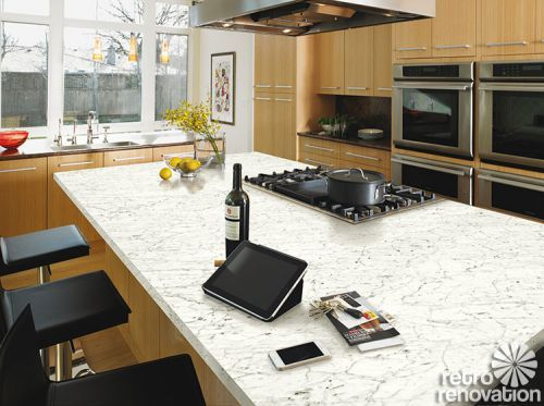 Formica 6696 46 Carrara Bianco Marble My New Top