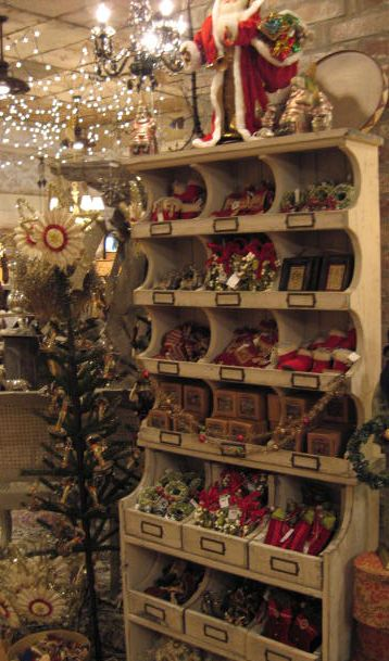 25 best ideas about Christmas store displays on Pinterest