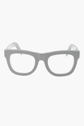 Super: Handmade Grey Ciccio Sunglasses