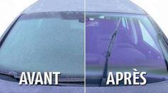 Enfin un astuce qui fonctionne contre la buée dans la voiture
