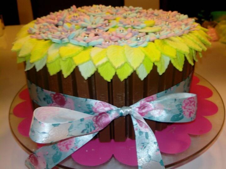 Spring cake!!!!