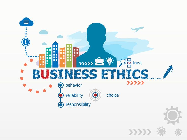 Research from the University of Notre Dame finds that ethical business operations are highly important to success, while unethical behavior can negatively impact a business's future prospects.