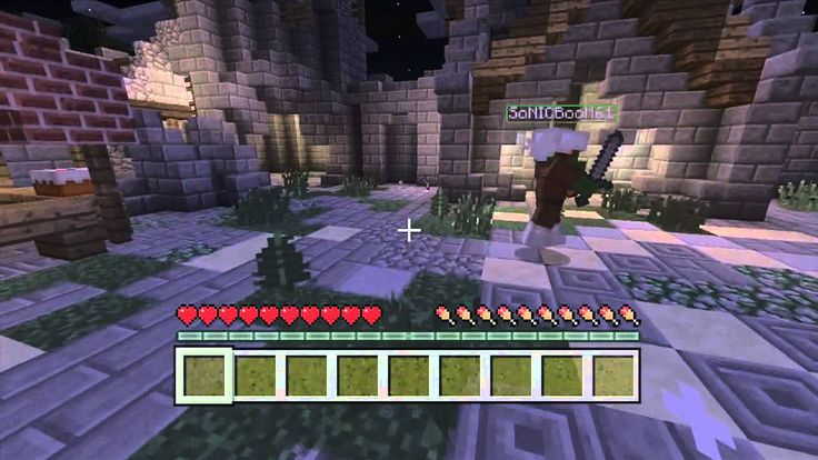 asending tides hunger games on minecraft