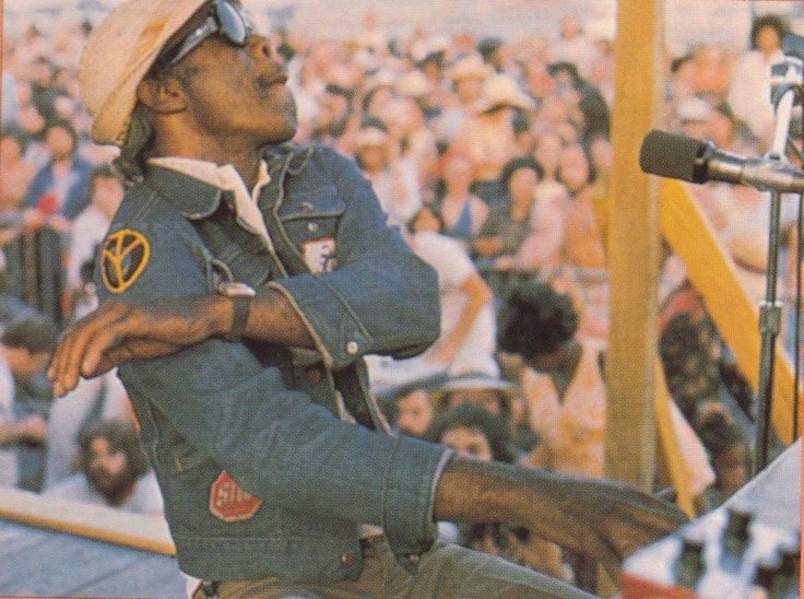 """Professor Longhair.  In a city of characters, """"Fess"""" took the cake.  Huge influence on New Orleans music."""