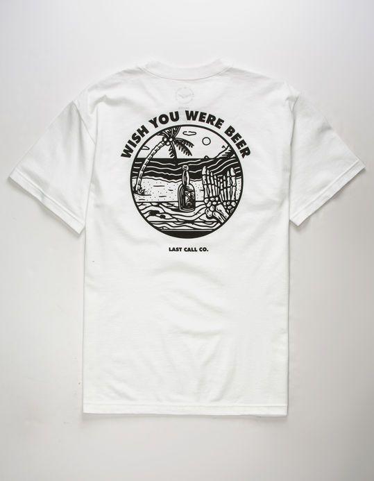 f77aa5efa LAST CALL CO. Wish Mens T-Shirt | Graphic_Tees.2 | Mens tops, T ...