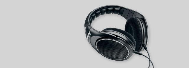 Shure Asia | SRH1440 Professional Open Back Headphones